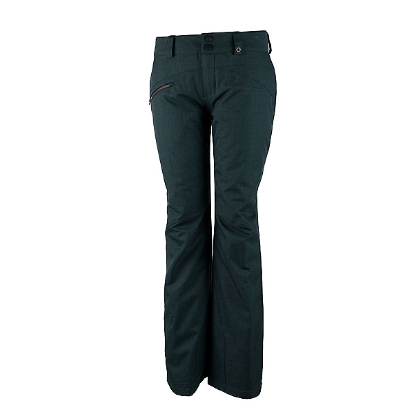 Obermeyer Malta Pant Long Womens Ski Pants, Marble Grey, 600