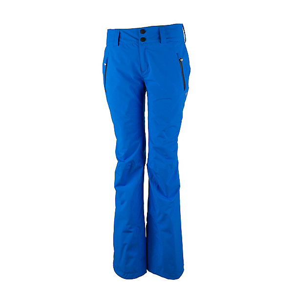 Obermeyer Monte Bianco Short Womens Ski Pants, Stellar Blue, 600