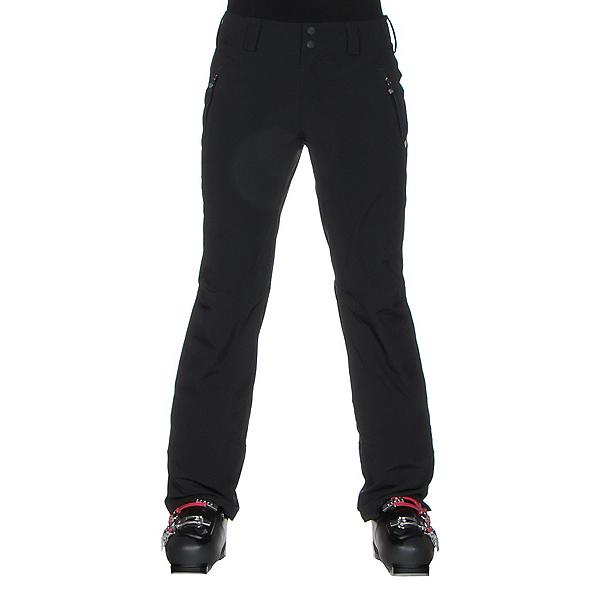 Obermeyer Monte Bianco Long Womens Ski Pants, Black, 600