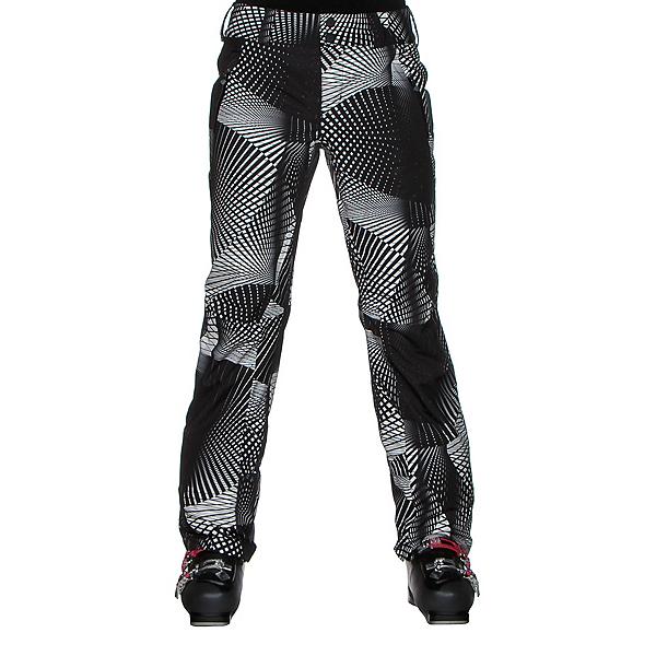 Obermeyer Monte Bianco Womens Ski Pants, Optic, 600