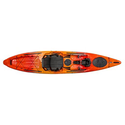 Wilderness Systems Tarpon 130X Kayak, Mango, 256