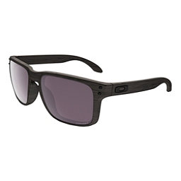 Oakley Holbrook PRIZM Polarized Sunglasses, Woodgrain-Prizm Daily Polarized, 256