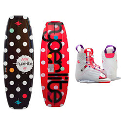 Hyperlite Divine Womens Wakeboard With Allure Bindings, , 256