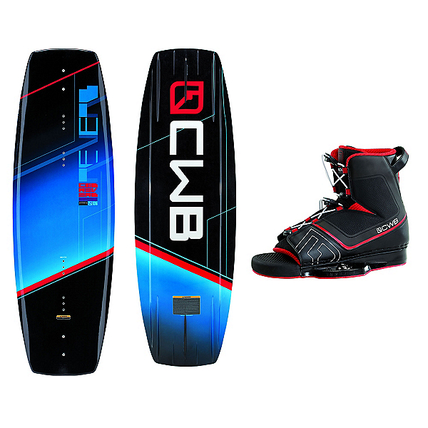 CWB Reverb Wakeboard With Venza Bindings, , 600