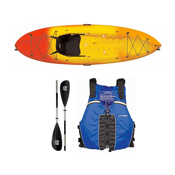 Ocean Kayak Frenzy Kayak - Sport Package, , 600