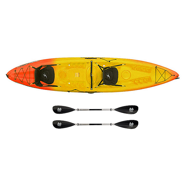 Ocean Kayak Malibu 2XL Tandem Kayak - Sport Package, , 600