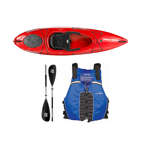 Wilderness Systems Pungo 100 Kayak - Deluxe Package 2016, , 600
