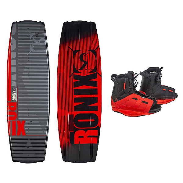 Ronix Vault Wakeboard With District Bindings, , 600