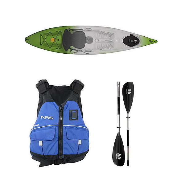 Ocean Kayak Venus 11 Kayak Envy Green - Deluxe Package, , 600