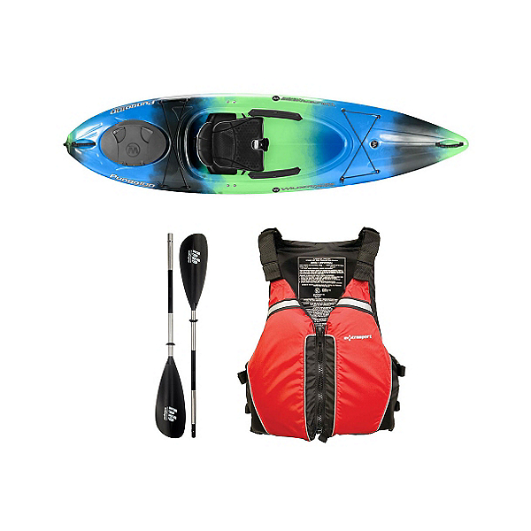 Wilderness Systems Pungo 100 Galaxy Kayak - Deluxe Package, , 600
