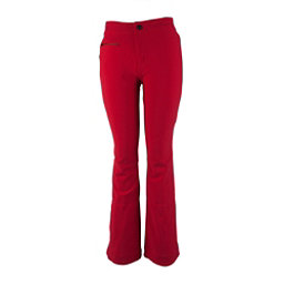 Obermeyer Bond II Short Womens Ski Pants, Crimson, 256