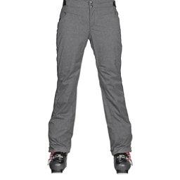 Obermeyer Essex Womens Ski Pants, Light Heather Grey, 256