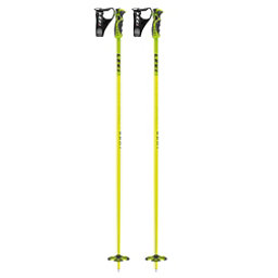 Leki Spitfire S Ski Poles 2018, Green, 256