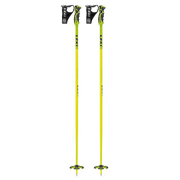 Leki Spitfire S Ski Poles 2018, Green, 600