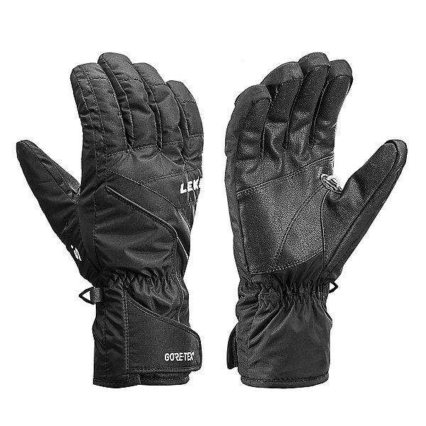 Leki Sceon S GTX Gloves, Black, 600