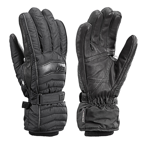 Leki Corvara S GTX Lady Womens Gloves, Black, 600