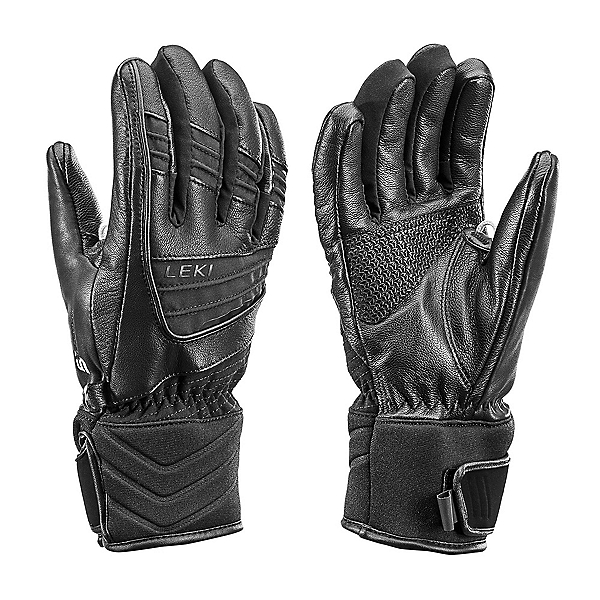 Leki Griffin S Lady Womens Gloves 2020, Black, 600