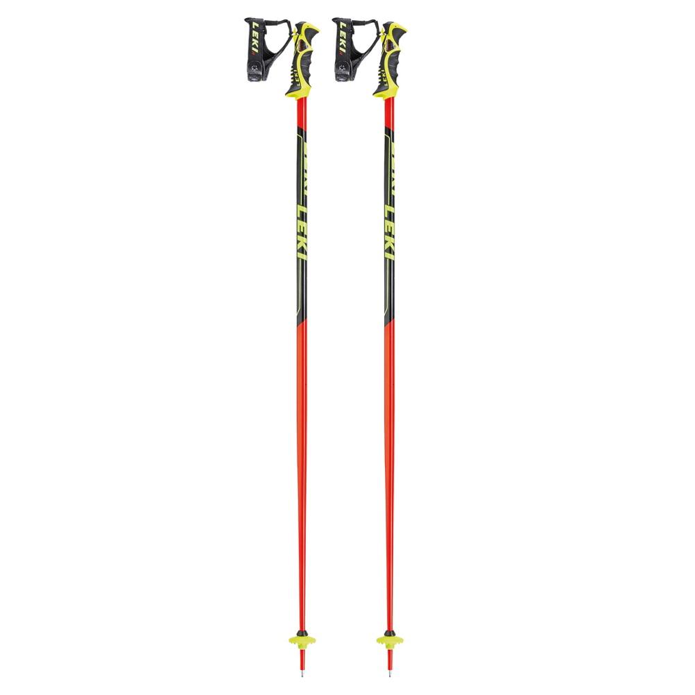 Leki World Cup SL Ski Poles 2020 im test