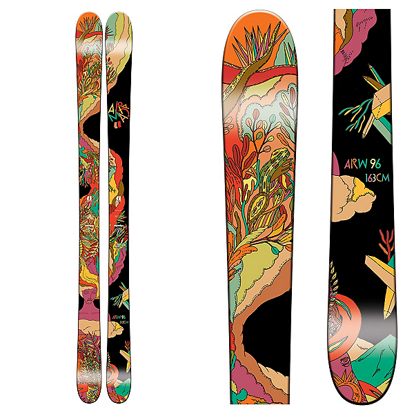 Armada ARW 96 Womens Skis 2017, , 600