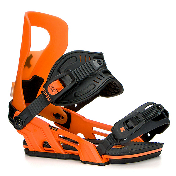 Bent Metal Logic Snowboard Bindings, , 600