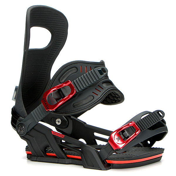 Bent Metal Solution Snowboard Bindings 2017