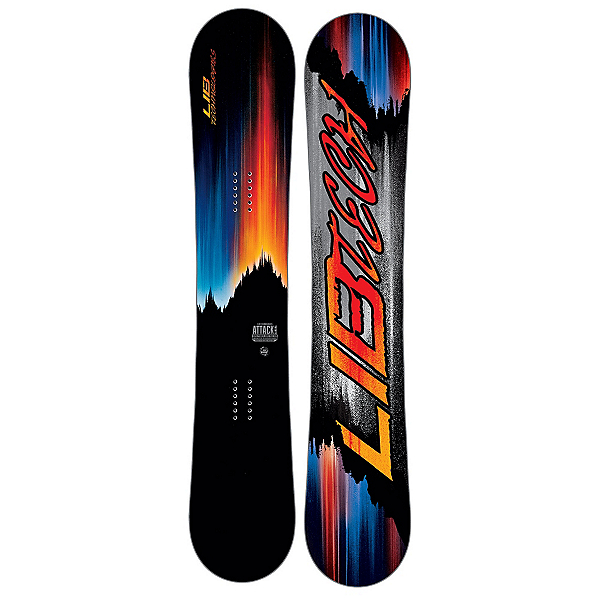 Lib Tech Attack Banana HP EC2 Snowboard, , 600