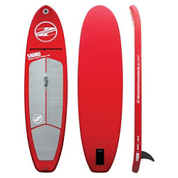 Boardworks Surf SHUBU Sport 10'6 Inflatable Stand Up Paddleboard, , 256