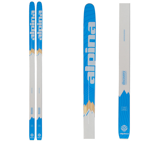 Alpina Discovery 68 W Cross Country Skis 2016