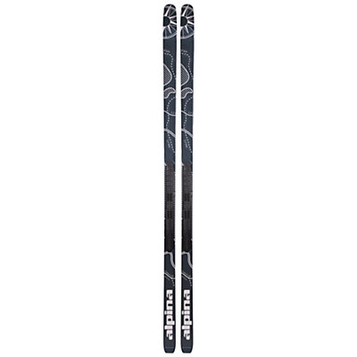 Alpina Control Edge NIS Cross Country Skis - Alpina discovery review