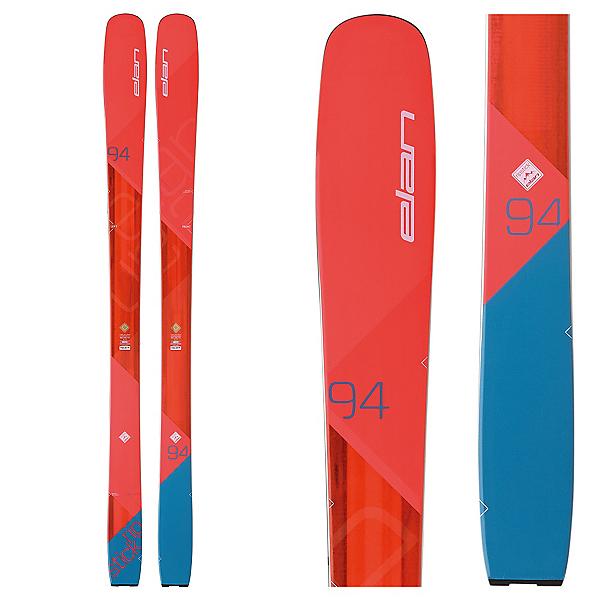 Elan Ripstick 94 Womens Skis 2018, , 600