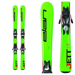 Elan Jett Kids Skis with EL 7.5 Bindings 2018, , 256