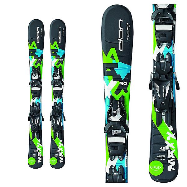 Elan Maxx Kids Skis with EL 4.5 Bindings, , 600