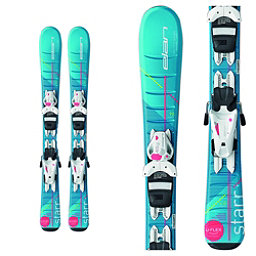 Elan Starr Kids Skis with EL 4.5 Bindings 2018, , 256