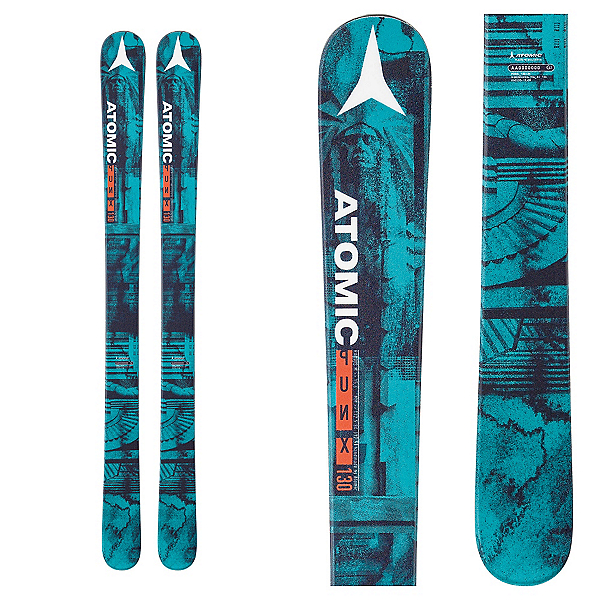 Atomic Punx Jr. II Kids Skis, , 600