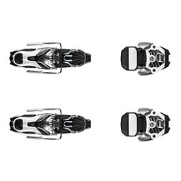 Atomic Warden 11 Ski Bindings 2018, Gun Metal-White, 256
