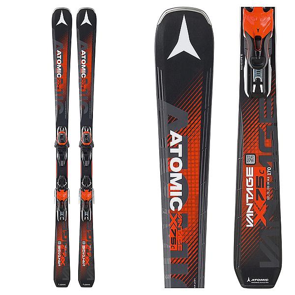 Atomic Vantage X 75 C Skis with Lithium 10 Bindings 2018, , 600