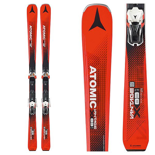 Atomic Vantage X 83CTI Skis with Warden 13 Bindings, , 600