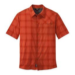 Outdoor Research Astroman Mens Shirt, Diablo-Hot Sauce, 256