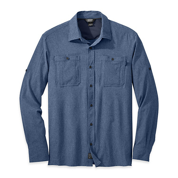 Outdoor Research Wayward Sentinel Mens Shirt, Dusk, 600