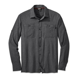 Outdoor Research Wayward Sentinel Mens Shirt, Charcoal, 256