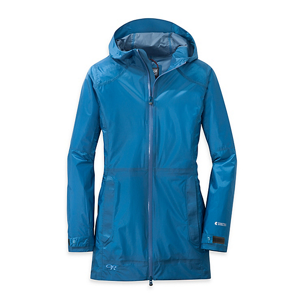 Outdoor Research Helium Traveler Womens Jacket, Cornflower, 600