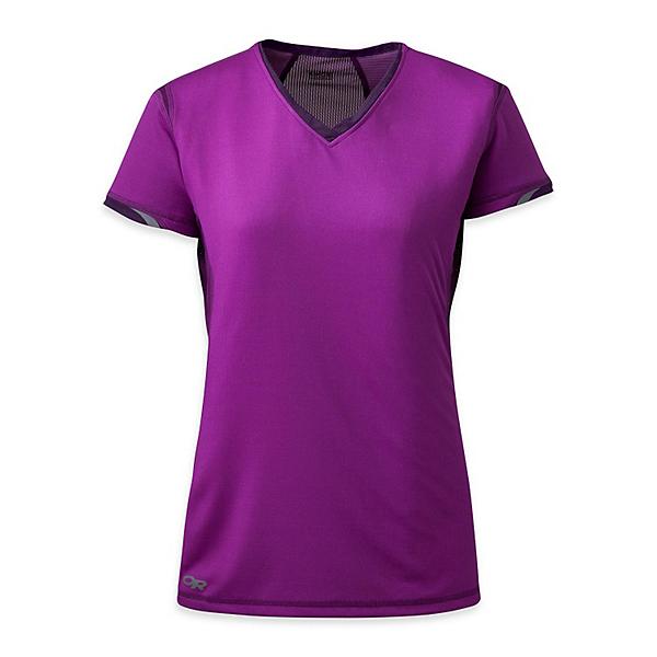 Outdoor Research Octane Womens T-Shirt, Ultraviolet, 600