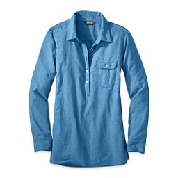 Outdoor Research Coralie Long Sleeve Womens Shirt, Cornflower, 256