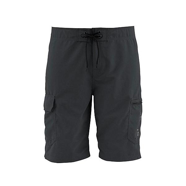 Simms Surf Solid Mens Hybrid Shorts, , 600