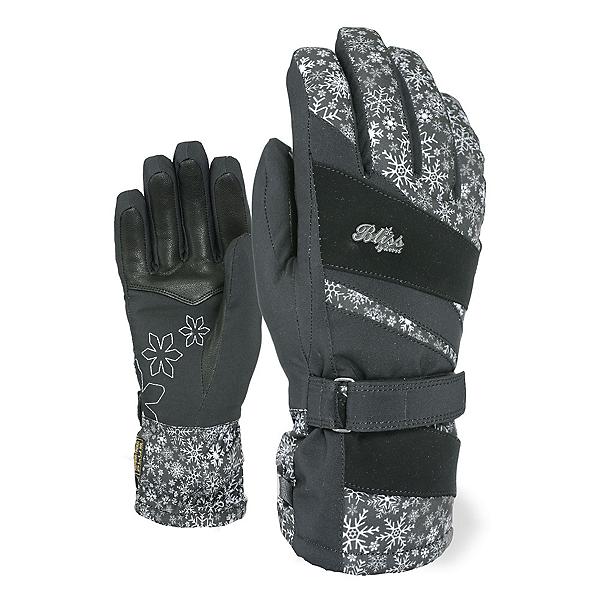 Level Bliss Venus Womens Gloves, Pk Black, 600