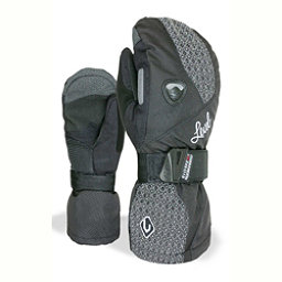 Level Butterfly Womens Mittens, Dark, 256