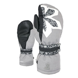 Level Bliss Oasis Womens Mittens, Logos, 256