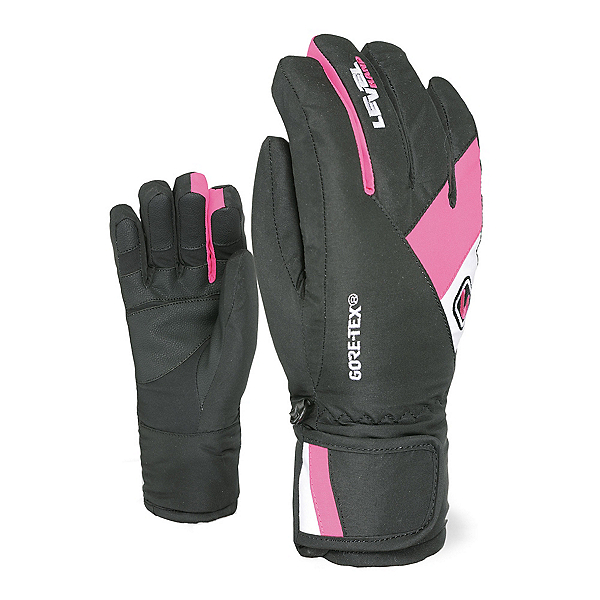 Level Force Kids Gloves, Fucsia, 600