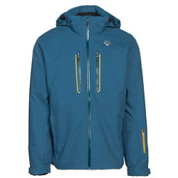 Descente Vertex Mens Insulated Ski Jacket, Morrocan Blue, 256