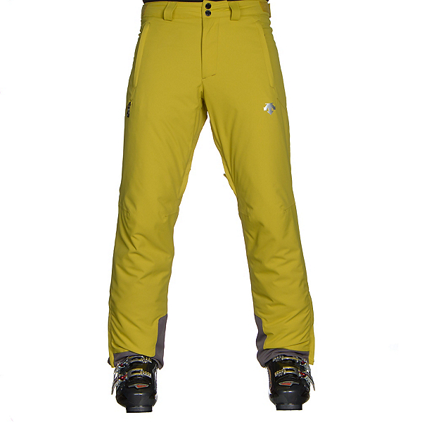 Descente Stock Mens Ski Pants, Lichen Green, 600